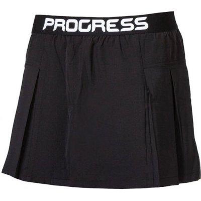 NIA dámská sportovní sukně 2v1 Progress černá