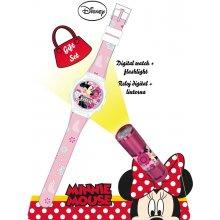 Dárková sada Minnie Mouse a LED baterka