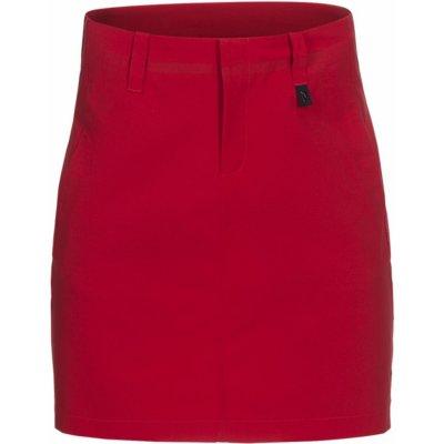 Peak Performance Women's Swinley Golf Skirt red
