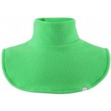 Hals dětský fleecový nákrčník bright green