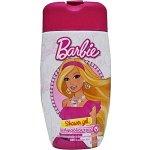 Sprchový gel Barbie 2v1 300 ml
