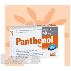 Recenze Dr.Müller Panthenol 24 tablet 40mg - Heureka.cz 06aa29579e9