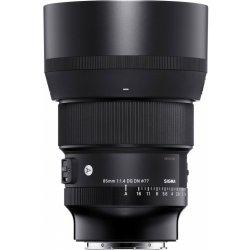 SIGMA 85mm f/1.4 DG DN Art Sony E-mount