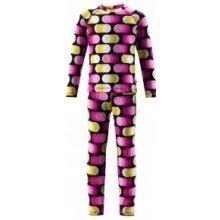 Dětská souprava funkčního prádla Reima Kaboom pink