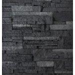 Kámen lámaný Vaspo tmavo-šedý 36 x 10,7 cm