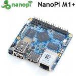 FriendlyARM NanoPi M1 Plus sada s chladičem