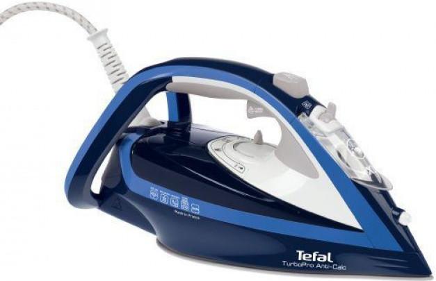Žehlička Tefal TurboPro Anti-Calc FV5630E0