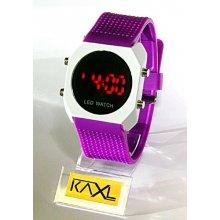 LED KAXL HZ-7 fialové