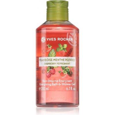 Yves Rocher sprchový gel Malina & máta 400 ml