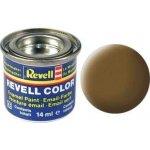 Revell emailová 32187: matná zemitě hnědá earth brown mat