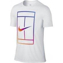 Nike Iridescent Court Tee White