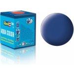 Revell akrylová 36156: matná modrá blue mat