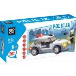 ICOM Blocki policejní auto 69 dílů