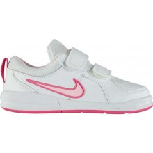 Nike Pico 4 Infant Girls Trainers White/Pink
