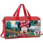 Joummabags sportovní taška Minnie zahradnice