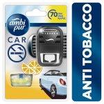 Ambi Pur Car Anti Tobacco 7 ml strojek + náplň