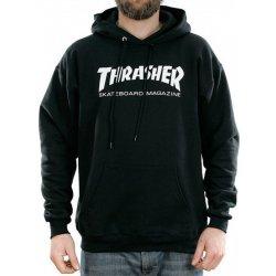 Pánská mikina Thrasher Skate Mag Hoody černá a269e0fa3c9