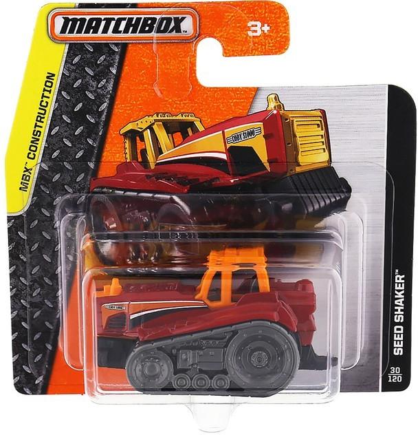Matchbox Angli K Mbx Construction Seed Shaker Foto 1