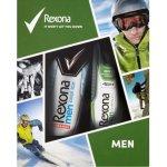 Rexona Quantum deospray 150 ml + Cool Ice sprchový gel 250 ml dárková sada