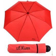 S´oliver Deštník skládací s.Oliver Fruit-Cocktail 70801SO21 coralle
