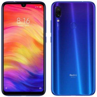 Xiaomi Redmi Note 7 4GB/64GB Dual SIM Blue EU Xiaomi Redmi Note 7 4GB/64GB Global Dual SIM Blue EU