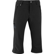 f9315016fb55 Salomon Wayfarer Capri M black 363387 pánské lehké softshellové 3 4 kalhoty