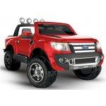 BIG BOY FORD RANGER Licencované dětské elektrické autíčko červené