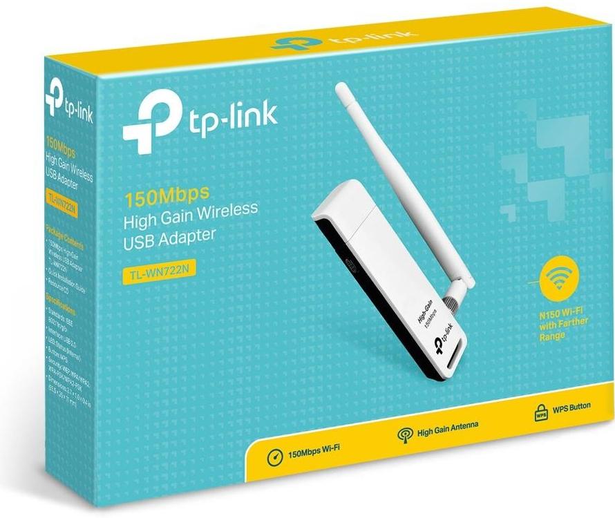 Recenze TP-Link TL-WN722N