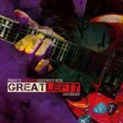 V/A: Great Lefty:live Forever! CD