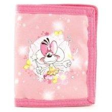 Dětská peněženka Diddlina Fairy 22836 růžová
