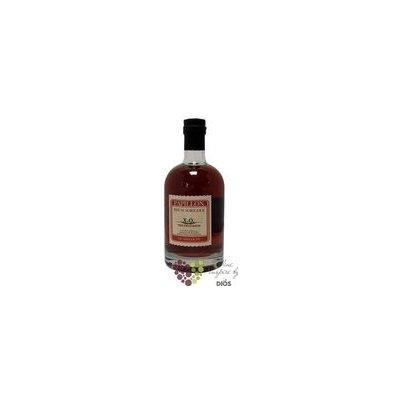 "Papillon agricole tres vieux "" XO "" rum of Guadeloupe by Montebello 43% vol. 0.70 l"