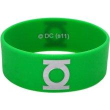 Náramek silikonový Green Lantern Logo zelený 323926 CurePink