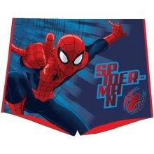 E plus M chlapecké plavky Spiderman červené