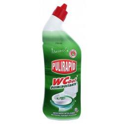 Pulirapid WC gel 750 ml