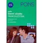 Audio Slovní zásoba - Francouzština (CD+příloha)