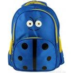 New Berry batoh Beruška modrý/žlutý