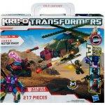 Hasbro KRE-O Transformers Rotor Rage vrtulník