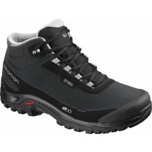 a65b07f0d Salomon Shelter CS WP Black/Black/Frost Gray 18/19