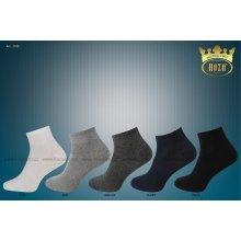 Hoza dámské kotníkové ponožky s elastanem 5 párů