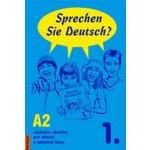 Sprechen Sie Deutsch 1 -učebnice - Dusilová Doris
