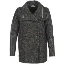 Noisy May kabáty KYLES černá