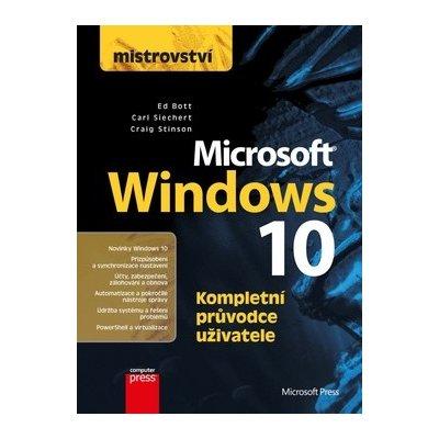 Mistrovství - Microsoft Windows 10 - Ed Bott