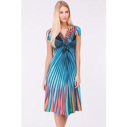 REVDELLE Letní vzorované šaty AGATHA BLUE alternativy - Heureka.cz a07983cd051