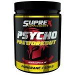 Suprex Psycho Preworkout Pump 500 g