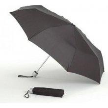 Ultralehký skládací deštník JET černý