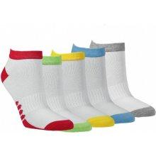 dámské letní bavlněné ponožky RS mix barev