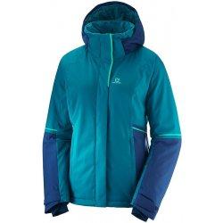 Dámská bunda a kabát Salomon Stormseason JKT W L40386300 8aa60f4526
