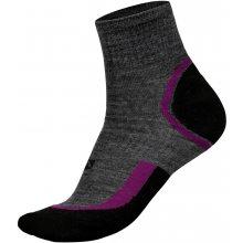 Alpine Pro GENTIN 2 ponožky USCM038814 ostružinová 0af17fc8c7