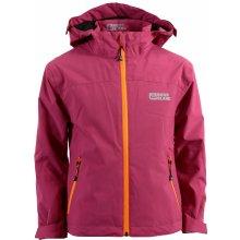 Nordblanc Cone NBSJK6271L dívčí outdoorová bunda růžová