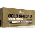 Olimp Sport Nutrition Gold Omega 3 Sport Edition 120 cps.
